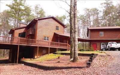 Blue Ridge Single Family Home For Sale: 123 Old Fjord