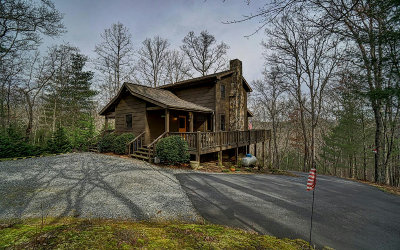 Blue Ridge Single Family Home For Sale: 102 Ridge Top Circle