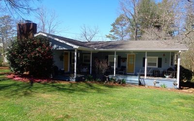 Hayesville Single Family Home For Sale: 806 Ledford Chapel Road