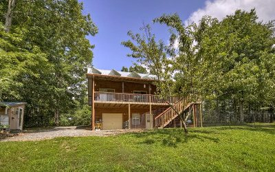 McCaysville Single Family Home For Sale: 210 Creekside Drive