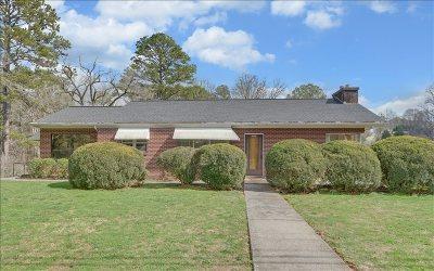 Blue Ridge Single Family Home For Sale: 1905 Blue Ridge Drive