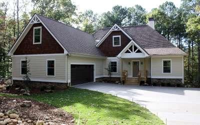 Ellijay Single Family Home For Sale: L57 Bridge Rd