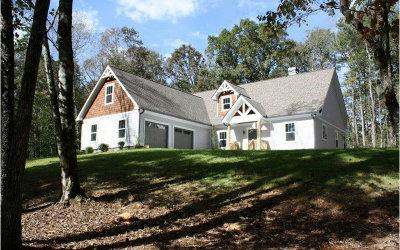 Ellijay Single Family Home For Sale: L25 Upper Creek Trail Rd
