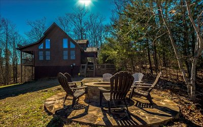 Blue Ridge Single Family Home For Sale: 221 Deerfield Lane