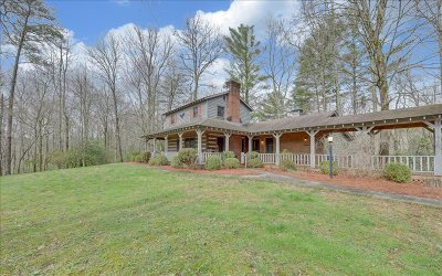 Union County Single Family Home For Sale: 334 Possum Lane