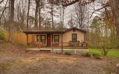 Fannin County Single Family Home For Sale: 57 Circle Dr