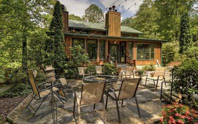 Blue Ridge Single Family Home For Sale: 110 July Lane