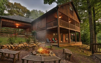 Ellijay Single Family Home For Sale: 96 Riverwood Place