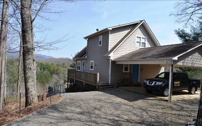 Hayesville Single Family Home For Sale: 706 River Cove Ln