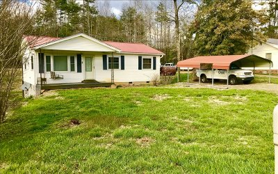 Murphy Single Family Home For Sale: 8320 W Us Hwy 64
