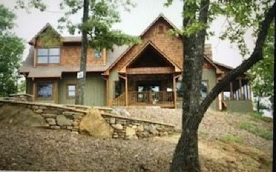Hiawassee Single Family Home For Sale: 1248 Spaniard Point Road