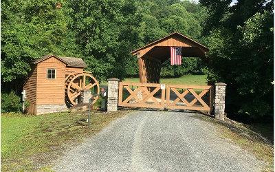 Ellijay Residential Lots & Land For Sale: Lt 24 Pickett Mill
