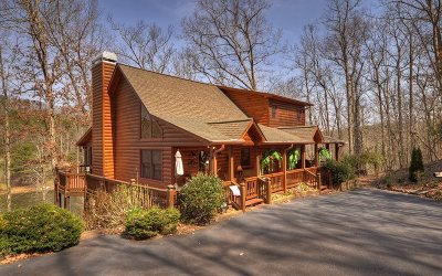 Blue Ridge Single Family Home For Sale: 259 Stillwater Rd