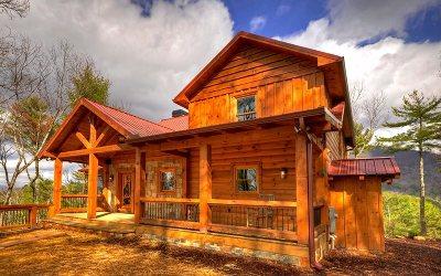 Ellijay Single Family Home For Sale: 788 Spindrift Court