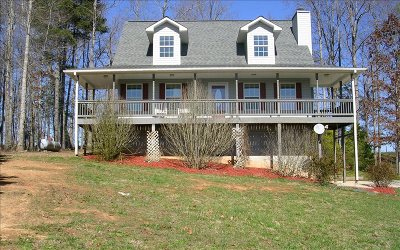 Blairsville Single Family Home For Sale: 145 Creeping Cedar Lane