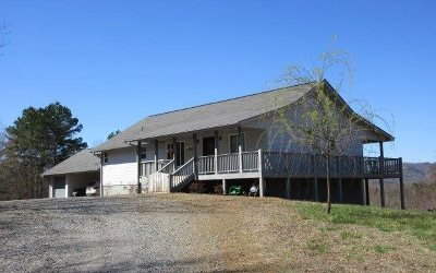 Murphy Single Family Home For Sale: 1135 Tobe Stalcup Road