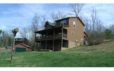 Blairsville Single Family Home For Sale: 125 Gladson Lane