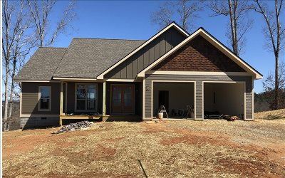 Blairsville Single Family Home For Sale: 211 Lola Dr.