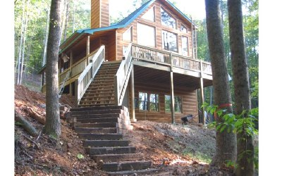 Ellijay Single Family Home For Sale: 63 Lake Court