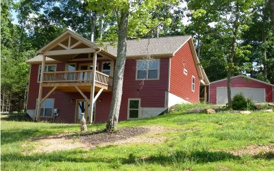 Blairsville Single Family Home For Sale: 335 Upper Fox Trail