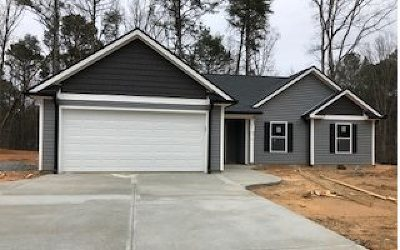 Ellijay Single Family Home For Sale: 22 Tilly Farm Road
