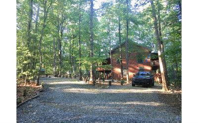 Ellijay Single Family Home For Sale: 638 Abbott Top Rd