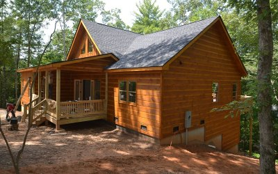 Ellijay Single Family Home For Sale: # 260 Weoka & Talmo