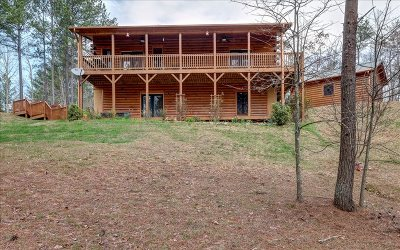 Murphy Single Family Home For Sale: 52 Walk Trail