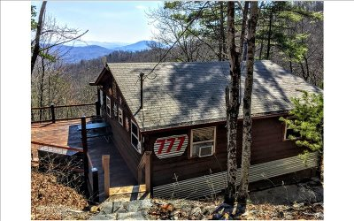 Single Family Home For Sale: 777 Hideaway Mtn Drive