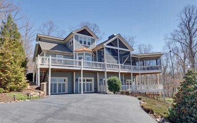 Hiawassee GA Single Family Home For Sale: $475,000