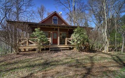 Blue Ridge Single Family Home For Sale: 271 Mountain Creek Road