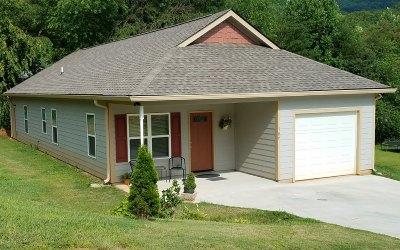 Hiawassee GA Single Family Home For Sale: $179,900