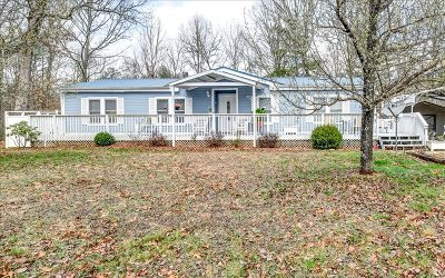 Cherokee County Single Family Home For Sale: 471 Nottley River Road