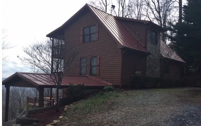 Ellijay Single Family Home For Sale: 1090 Walnut Ridge