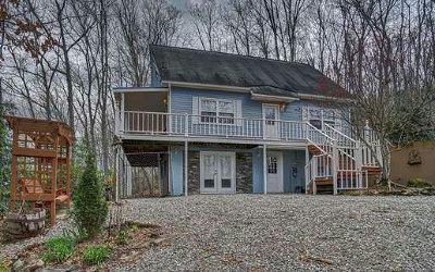 Blairsville Single Family Home For Sale: 25 Woodland Hills Drive
