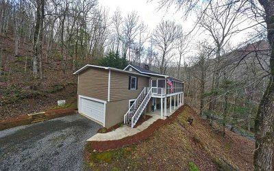 Hiawassee GA Single Family Home For Sale: $198,900