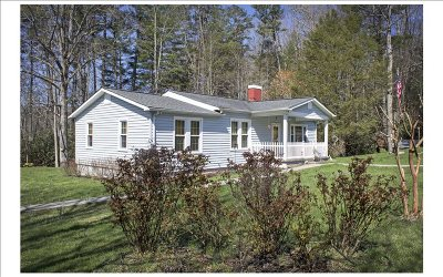 Murphy Single Family Home For Sale: 1030 Liberty Road