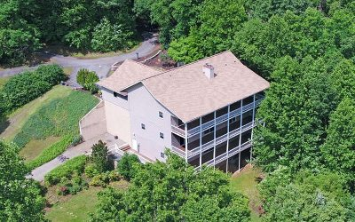 Hiawassee Single Family Home For Sale: 3150 Hiawassee Trace
