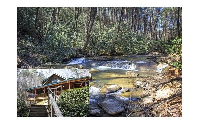 Cherokee County Single Family Home For Sale: 344 Camp David Road