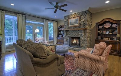 Gilmer County Single Family Home For Sale: 208 Jacob Hunter Lane