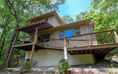 Hiawassee GA Single Family Home For Sale: $250,000