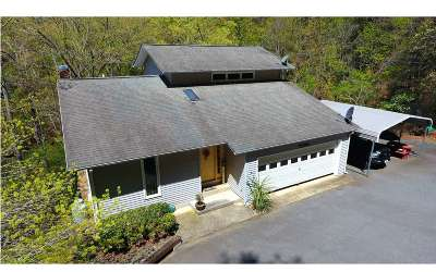 Hayesville Single Family Home For Sale: 746 Mission Dam Road