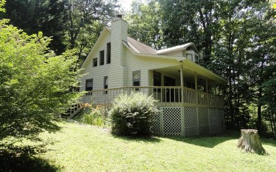 Blairsville Single Family Home For Sale: 156 Emerald Pond Drive