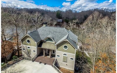 Hayesville Single Family Home For Sale: 265 Hidden Cove Crossovr
