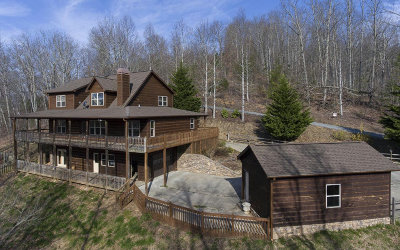 Blairsville Single Family Home For Sale: 329 Crystal Drive