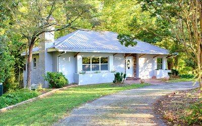 Blue Ridge Single Family Home For Sale: 195 Lavista Drive