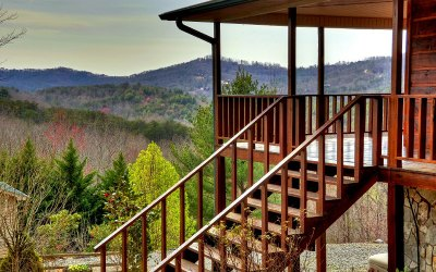 Blue Ridge Single Family Home For Sale: 1132a Greenridge Mountain