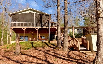 Cherokee County Single Family Home For Sale: 121 Owls Roost Lane