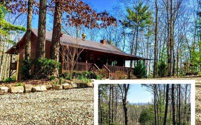 Cherokee County Single Family Home For Sale: 123 Smokey Hollow Drive