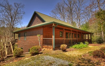 Blue Ridge Single Family Home For Sale: 246 Lebanon Rd